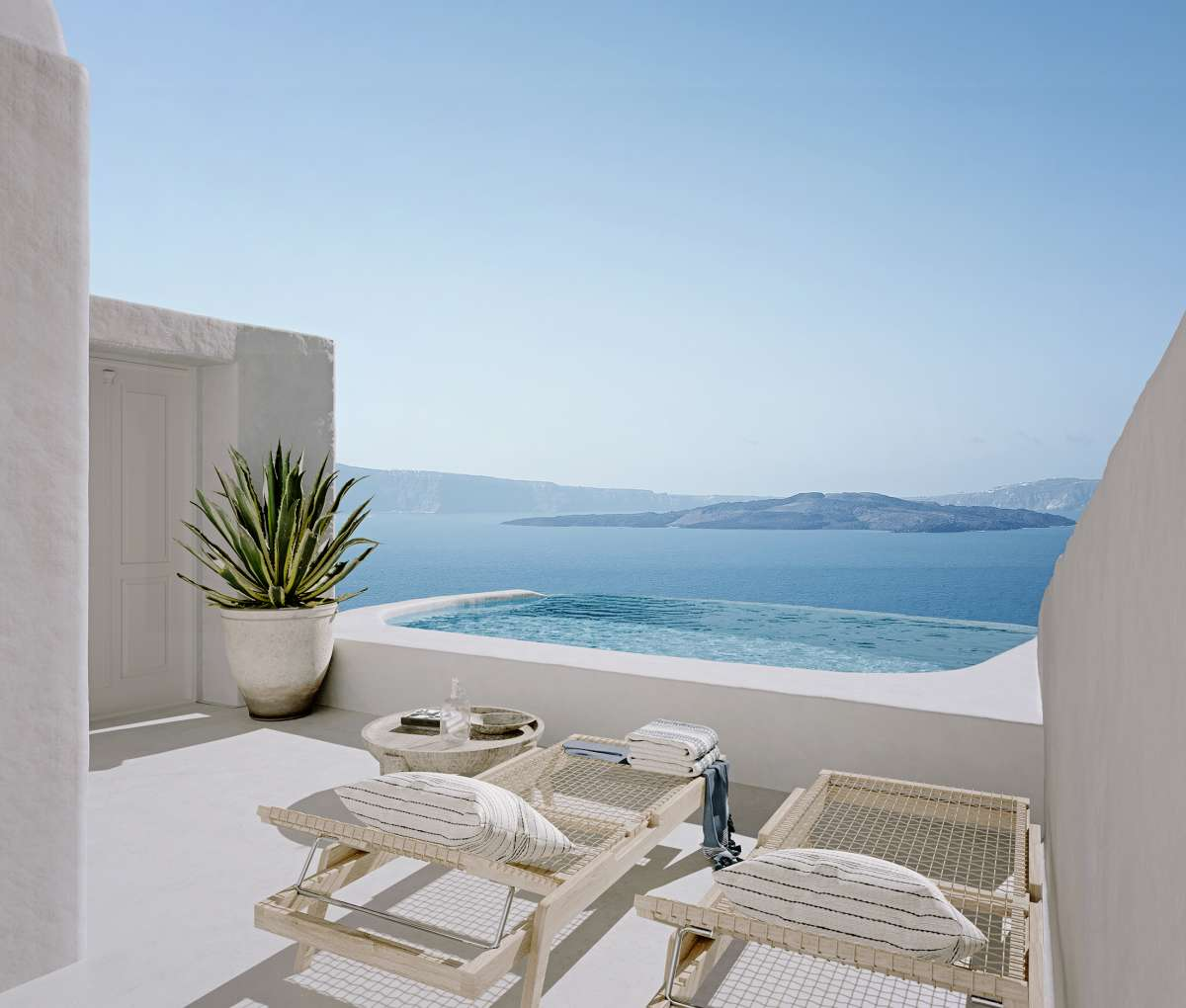 oia hotel view