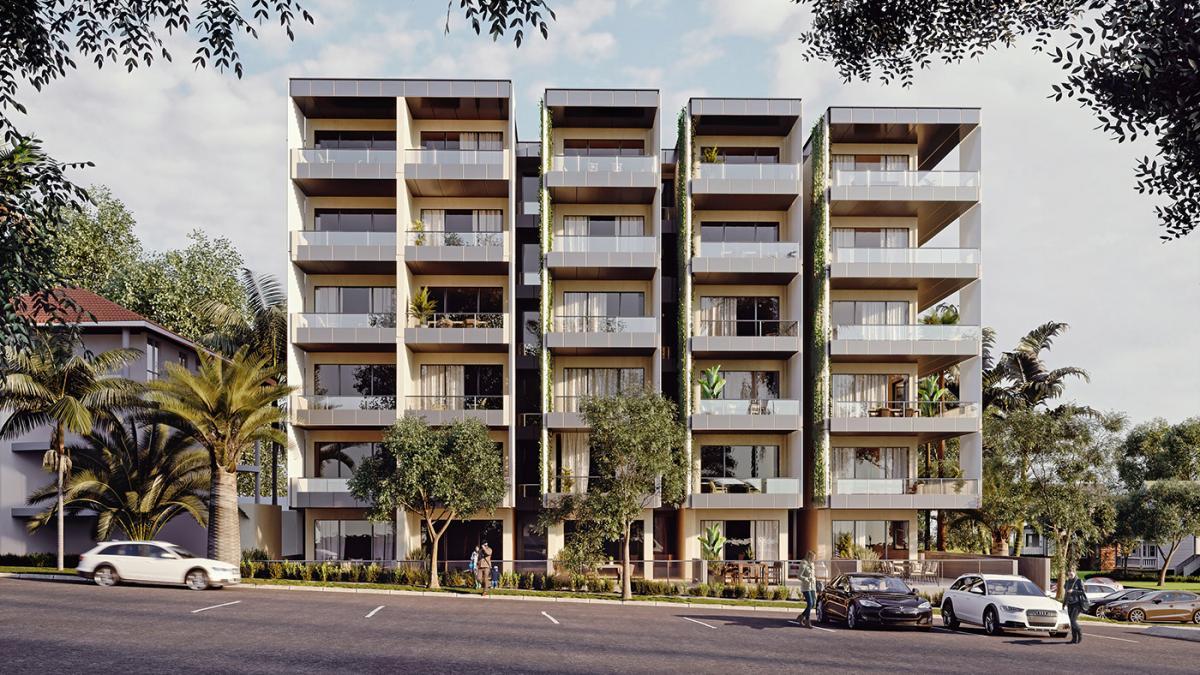 apartments in Australia